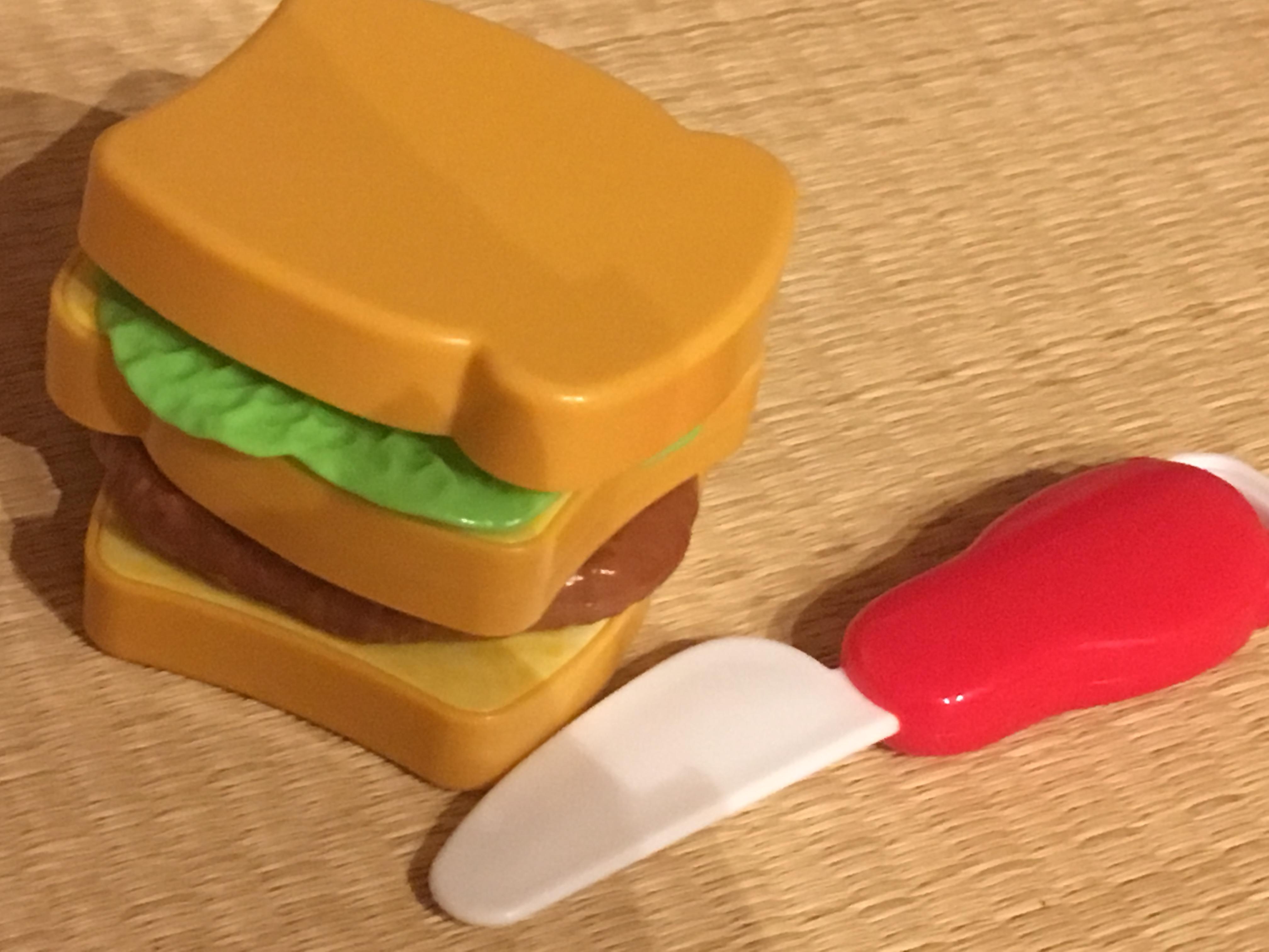 サンドイッチとおっぱいの衝撃事件