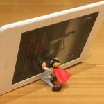 Kindleでのマンガの見え方-パーマンもKindle激押し!?