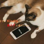 はじめての電子書籍 - Kindle のメリットを解説
